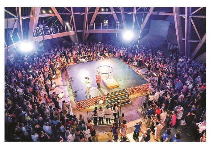 Le Plus Petit Cirque du Monde - foto archivio PPCM