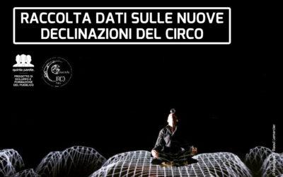 Raccolta Dati sulle nuove declinazioni del circo in Italia oggi