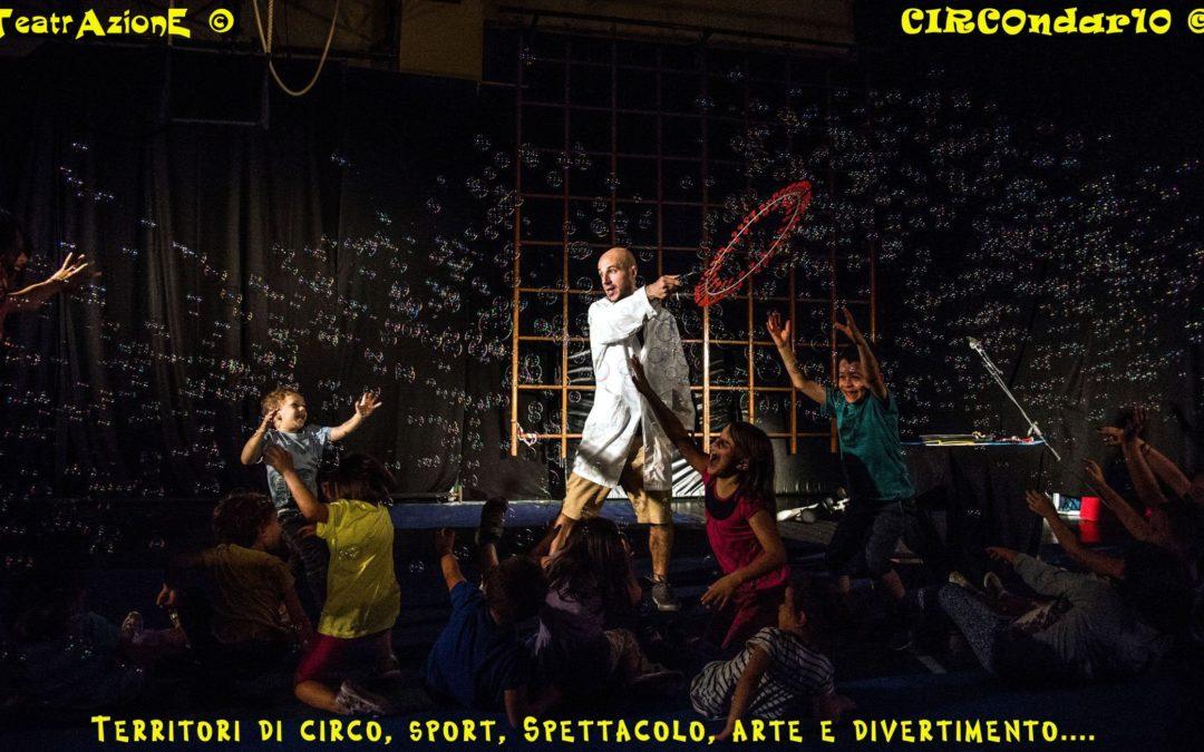 Le abilità del Circo – Teatrazione, Torino
