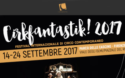 #ComunicaCirco, workshop di social media storytelling – Cirkfantastik 2017