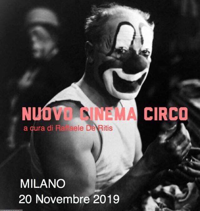 Nuovo Cinema Circo alle Giornate di Circo