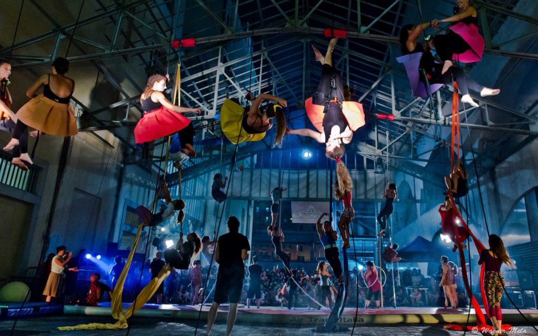 Sinergia del circo – sYnergiKa, Genova