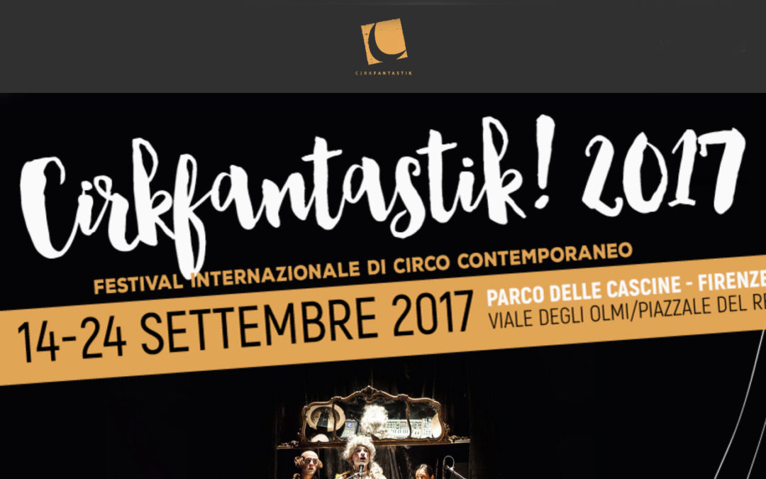 #ComunicaCirco, workshop di social media storytelling – Cirkfantastik 2017