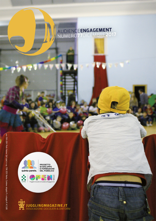 Juggling Magazine #77 > audience engagement