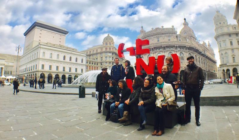 """""""Comunicacircumnavigando"""": a Genova tre giorni di social circo"""
